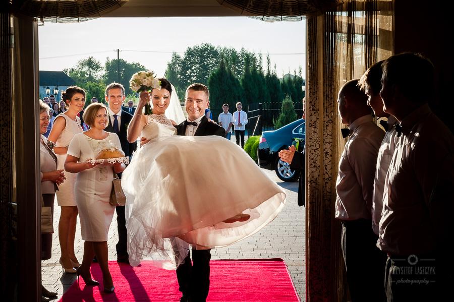 Ceremonia ślubu Emilki i Pawła, Świdnik