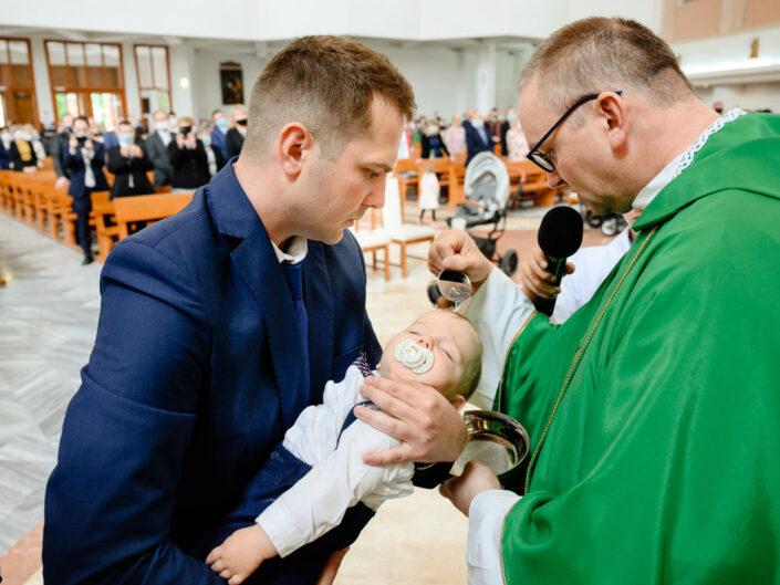 Chrzest Igorka